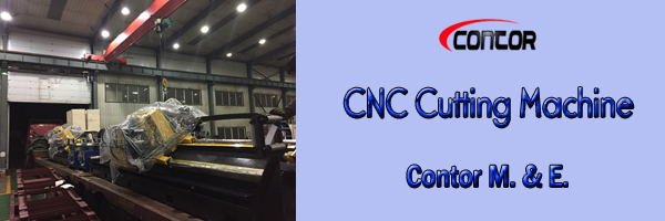 CNC cutting machien