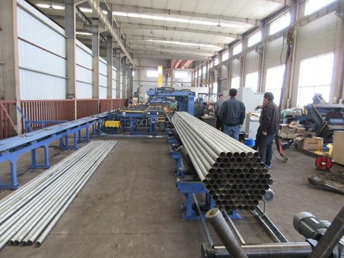 tube and pipe packing