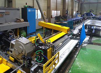 【KOREA】High Speed Cold Saw