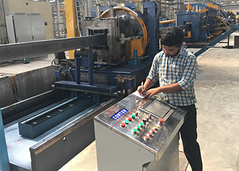 【INDIA】Double blade Cold saw