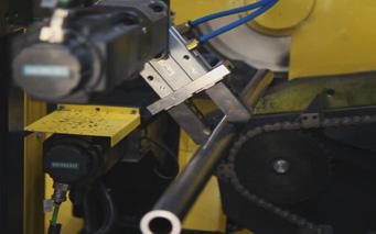 Offline Tube Cutting Machine